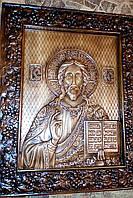 Икона резная Спасителя Иисуса Христа , фото 1