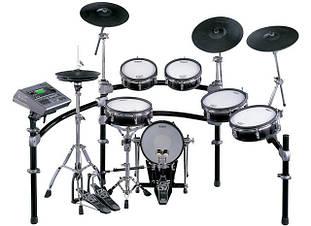 Электронные барабаны и перкуссии