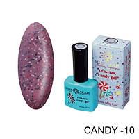 """CANDY-гель для ногтей """"Вишня в шоколаде"""""""