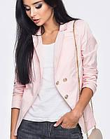 Короткий женский пиджак | 20058 br