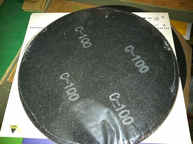 Сетка шлифовачная  абразивная зерно Р-60