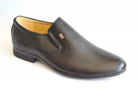 Туфли школьные черные 36