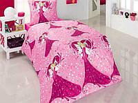 """Комплект постельного белья """"Принцесса"""". Полуторное хлопковое постельное белье"""