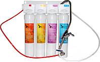 Система для очистки воды с капеллярной мембраной - PICOgram  «Роса - 244» UF,4 степени очистки