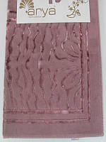 Коврик  70х120  Arya Zebra темно-розовый