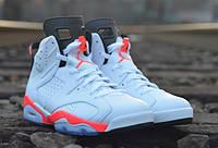 Nike Air Jordan 6 White/Infrared