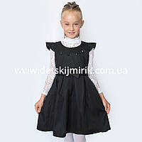 """Нарядный сарафан - платье для девочки """"Кармен""""в школу, на торжество., фото 1"""
