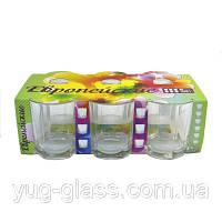 """Набор стаканов 250 мл 5с 662 У-6 """"Европейский"""" 6 шт."""