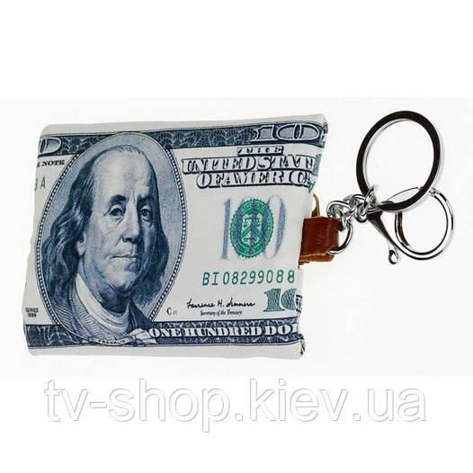 Ключница 100 баксов