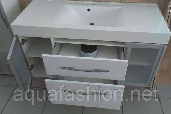 Качественная мебель для ванной комнаты Fancy Marble