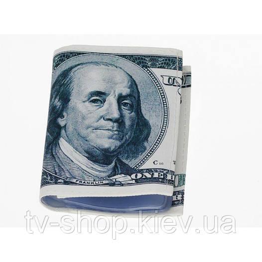 Визитница \ кредитница 100 баксов