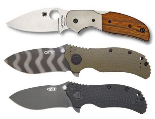 Ножи, мечи, топоры и точила для охотников