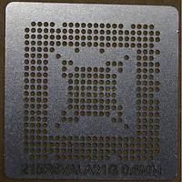 BGA трафарет 0,6mm ATI 215R6VALA21G