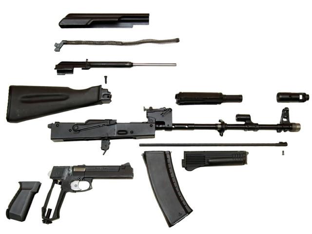 Аксессуары и комплектующие для оружия