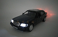 Машина металл Mercedes-benz S-klass 1:36 W140