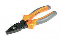Пассатижи Master Tool 160 мм, С50, фосфатированные, HRC 55~60 25-0160 (25-0160)