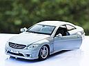 Машина металл Mercedes-benz CL-500  1:24 , фото 2