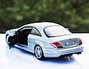 Машина металл Mercedes-benz CL-500  1:24 , фото 3