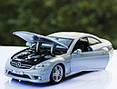 Машина металл Mercedes-benz CL-500  1:24 , фото 4
