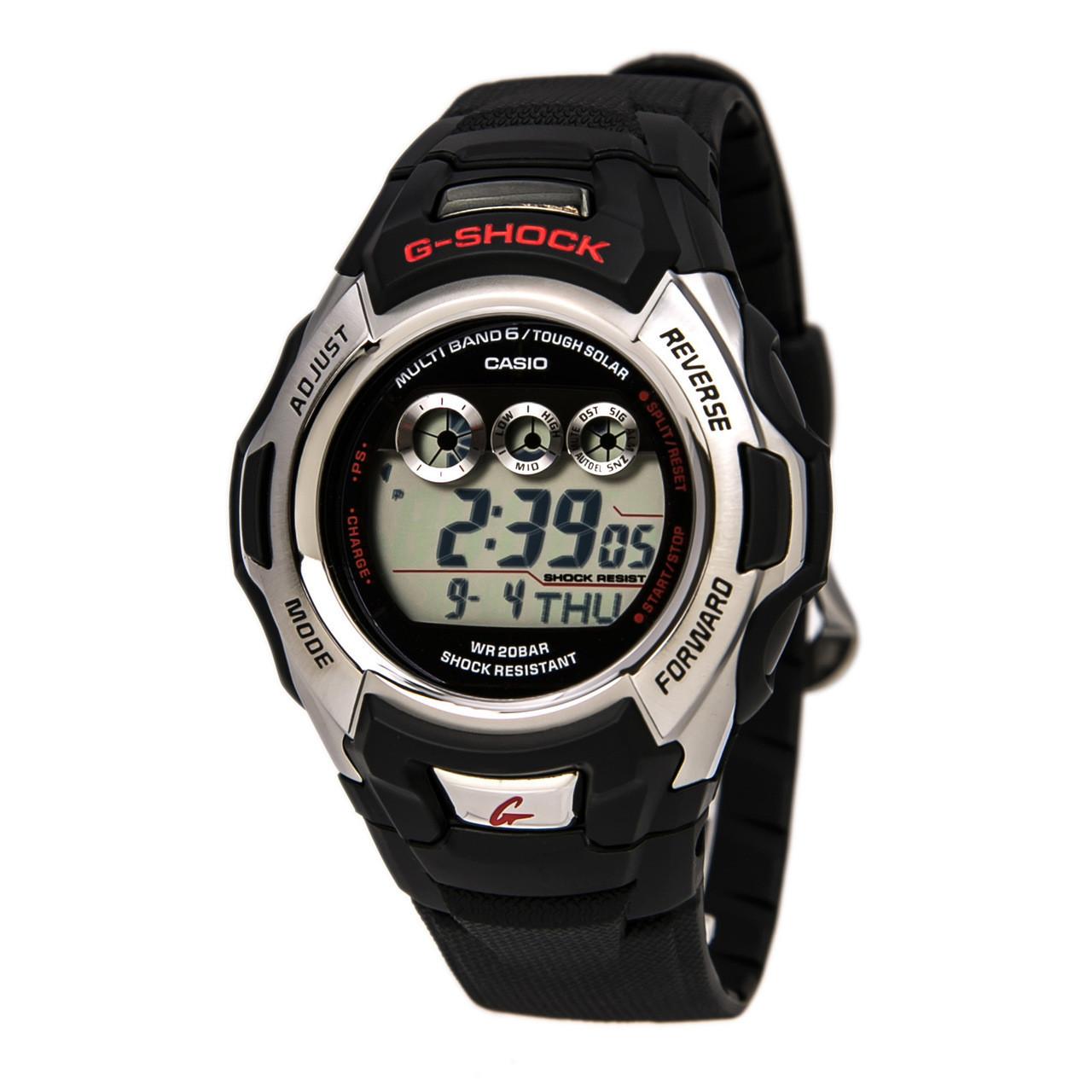 Часы Casio G-Shock GW500A-1AV