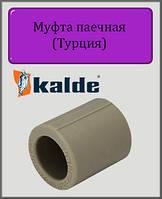 Муфта Kalde 32 полипропилен, фото 1