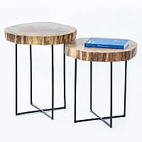 Комплект из двух столиков Home table