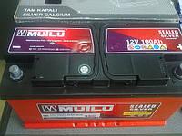Акумулятор стартерний Mutlu (Мутлу) 6CT-100 A, фото 1