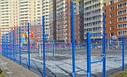 Панельные (секционные) заборы из сварной сетки с полимерным покрытием, фото 7