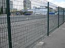 Панельные (секционные) заборы из сварной сетки с полимерным покрытием, фото 3