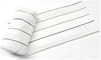 Махровое полотенце Arya Sonbahar белое 50х90