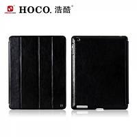 Чехол Hoco Crystal Series для iPad 2/3/4 черный, фото 1