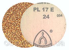 Круги шлифовальные Ø 125 мм. на липучке (фибровые) P24 Klingspor