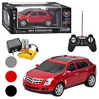 "Машина радіо акум 866-1810 В  1:18 ""Cadillac Spx Crossover"",37*16*16см"