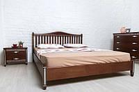 Кровать полуторная Монблан массив бука