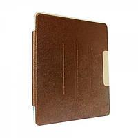 Чехол-подставка для Apple iPad 2/3/4 коричневый