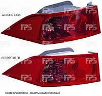 Фонарь задний правый Honda Accord Хонда Аккорд