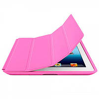 Чехол-книжка для Apple iPad 2/3/4 розовый