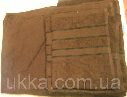 Полотенце махровое сауна 100х150 100% хлопок разные цвета
