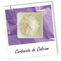 Карбонат кальция - Carbonate de Calcium, 50 грамм
