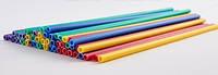 Палочки пластиковые желтые для Кейк-попсов, леденцов, цена за 1 шт