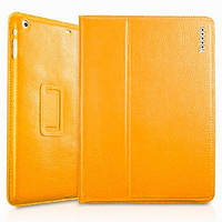 Кожаный Чехол Yoobao Executive для iPad Air yellow, фото 1