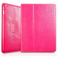 Кожаный Чехол Yoobao Executive для iPad Air rose red