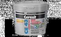 Высокопрочный эластичный цветной шов Ceresit  СЕ 43 Grand'Elit 2кг (до 20мм), цвет затирки - графит