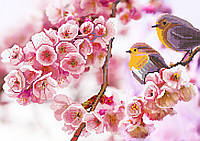 Схема для вышивки бисером цветы, Яркая Весна, фото 1
