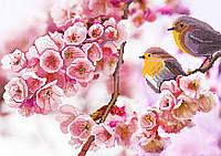 Схема для вышивки бисером цветы, Яркая Весна