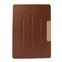 Чехол-подставка для Apple iPad Air коричневый