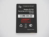 Аккумулятор (батарея) Fly IQ238 Jazz / BL-7401 (1300 mAh)