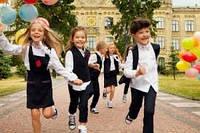 Одеваем детей к 1 сентября!