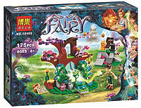 Конструктор Bela серия Fairy 10409 Фарран и кристальное ущелье (аналог Lego Elves 41076)
