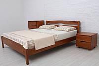 Кровать односпальная Каролина без изножья (бук) размер 800/900х2000мм